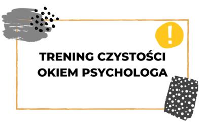 #031 Trening czystości w przedszkolu okiem psychologa – wywiad