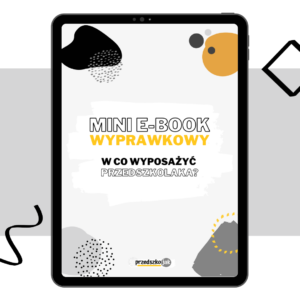Mini e-book wyprawkowy